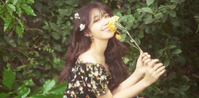 Rilasciate le foto teaser per il nuovo mini album di Eunji delle A Pink
