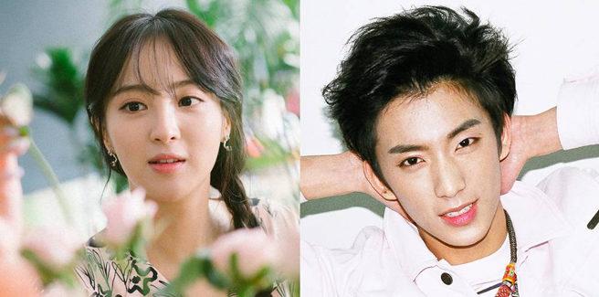 Jung Hye Sung e Gongchan dei B1A4 negano di essere una coppia