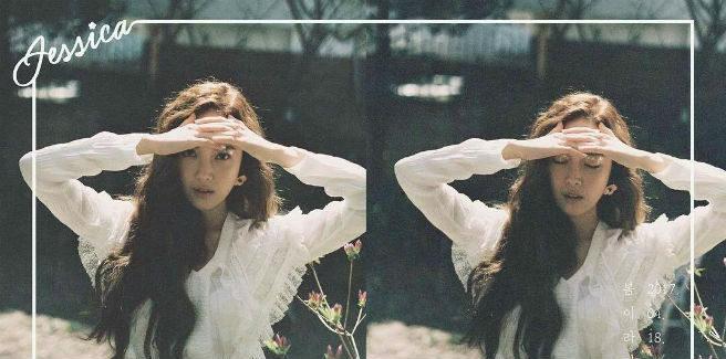 "Rilasciato l'MV teaser per ""Because It's Spring"" di Jessica"