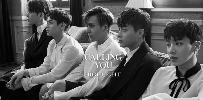 "Prime foto teaser per ""Calling You"" degli Highlight"