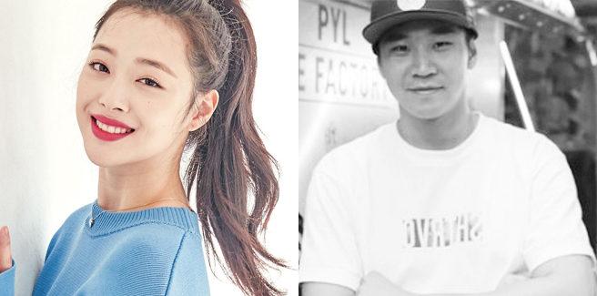 Confermata la relazione tra Sulli e Kim Min Jun