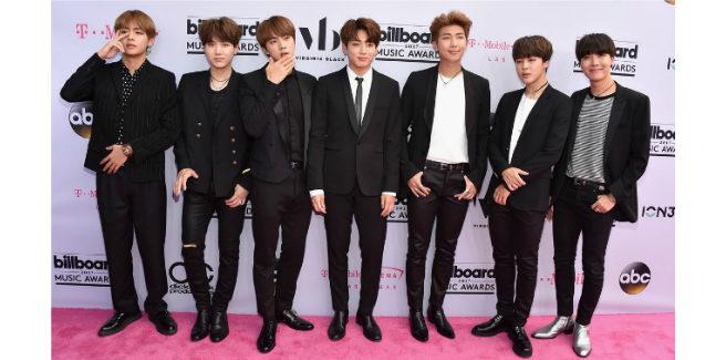 I BTS conquistano i Billboard Music Awards