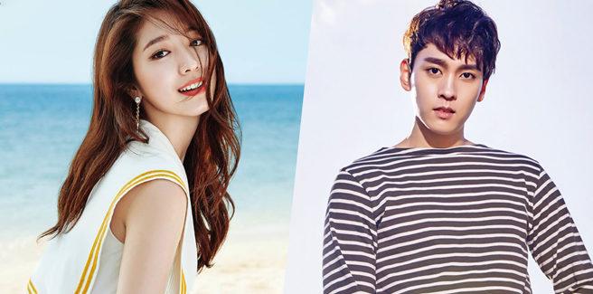 L'agenzia di Park Shin Hye parla della sua presunta relazione con Choi Tae Joon