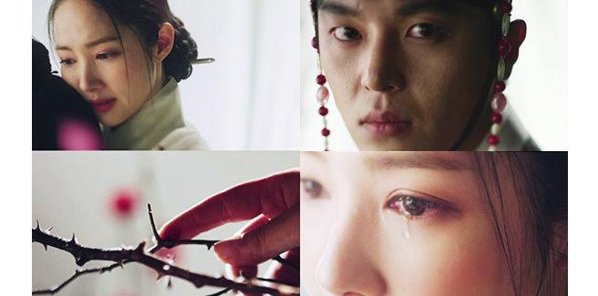 Sangue e lacrime nel teaser del drama 'Seven Day Queen' con Park Min-Young