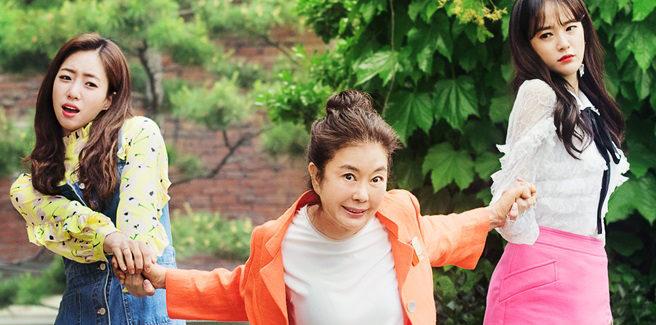 Teaser per il drama 'All Kinds of Daughters-in-Law' con Eun-Jung delle T-ara