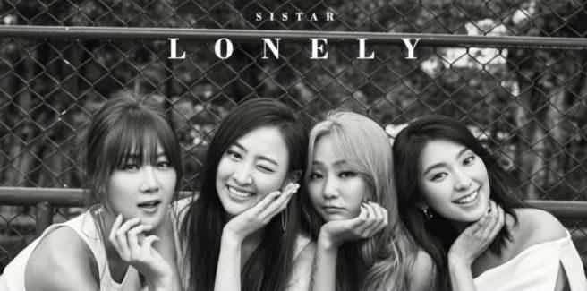 Le SISTAR rilasciano l'MV di 'Lonely' e scalano le classifiche