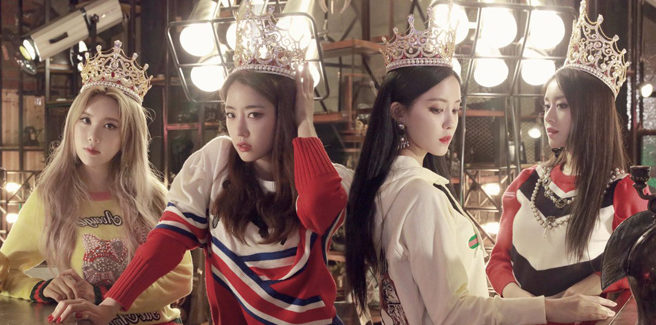 """MV di """"What's My Name?"""" delle T-ara che parlano degli ex-membri"""