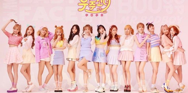 Le Cosmic Girls nel vitale MV di 'Happy'
