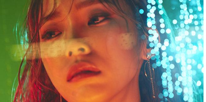 Nuovi teaser per '///' di Heize