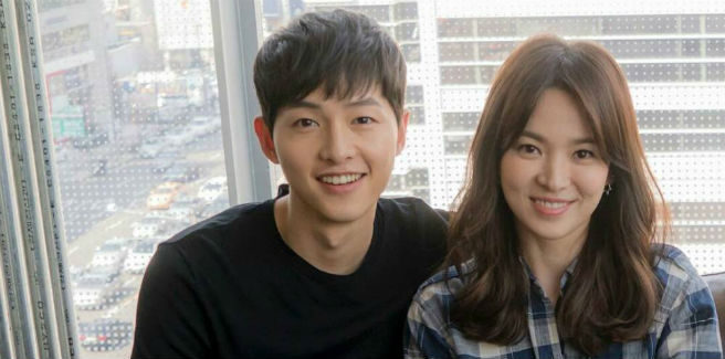 Svelato l'invito e la location del matrimonio di Song Joong Ki e Song Hye Kyo