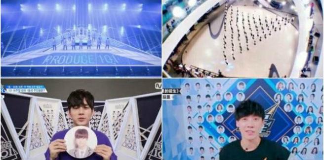 La tv cinese copia ancora una volta gli show coreani
