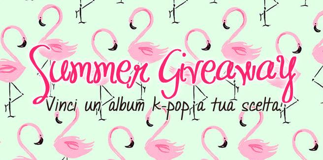 [CiaoKpop Giveaway] Scopri come vincere un Album K-pop a tua scelta