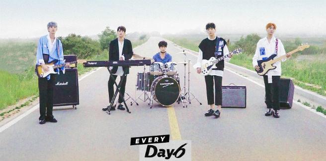 """Rilasciato l'MV teaser di """"Hi Hello"""" dei DAY6"""