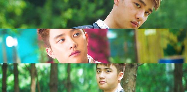 Ultimo teaser di D.O degli EXO per 'The War'
