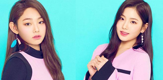 Gugudan 5959 coloratissime per le immagini del comeback