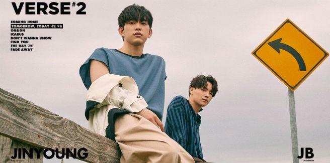 """Nuovi teaser per """"Verse 2"""" dei JJ Project"""