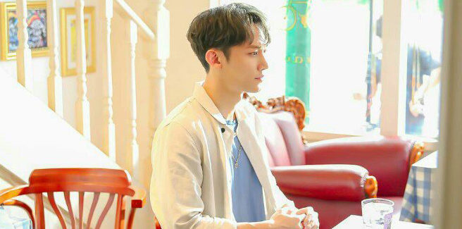 Siyoon, ex membro degli U-Kiss, nell'MV di 'You Back Then'