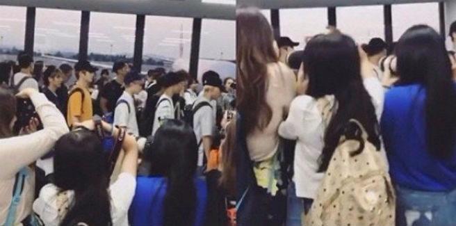 Taeyeon e Hyoyeon prendono di mira le sasaeng