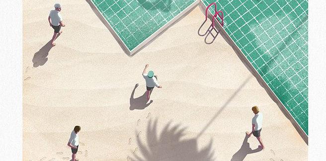 I WINNER nell'estivo teaser di 'Our Twenty For'