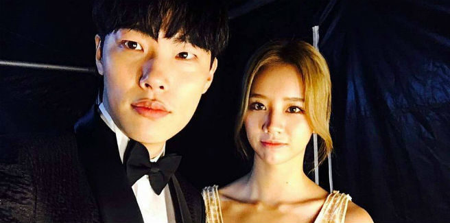 Ryu Jun Yeol parla del suo amore con Hyeri delle Girl's Day