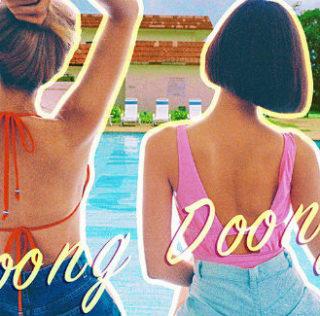 """Rilasciato l'MV di """"Doong Doong"""" di Hyuna & Euaerin, ex membri delle Nine Muses"""