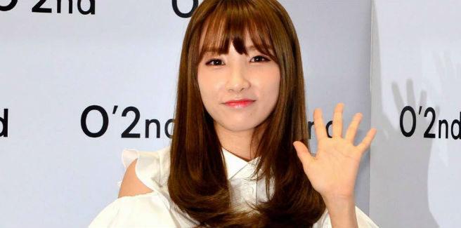 """Jisook, ex membro delle Rainbow, ha rilasciato l'MV teaser di """"Baesisi"""""""