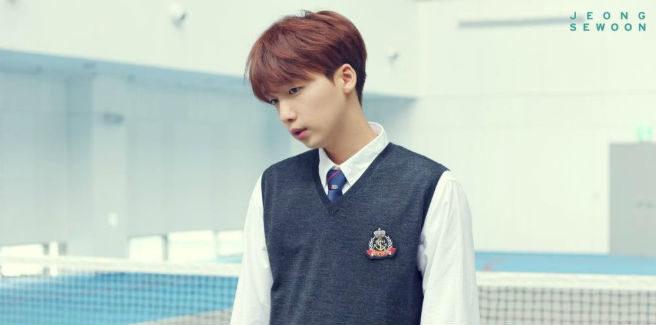 """Jung Se Woon di """"Produce 101"""" rilascia diversi teaser per il suo debutto"""