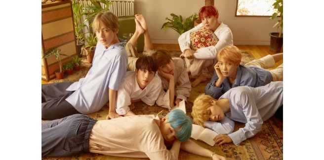 "Nuovi set di foto concept per ""Love Yourself 承 'Her'"" dei BTS"