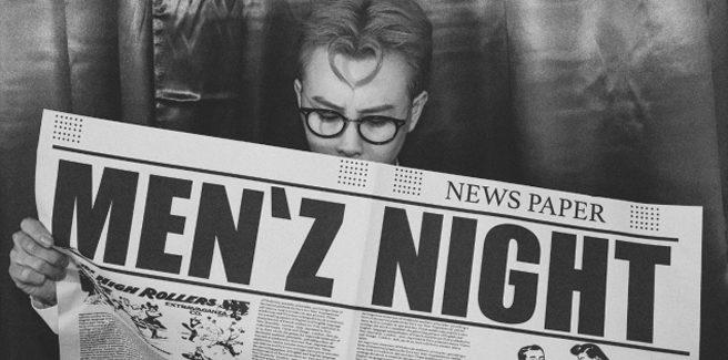 P.O dei BLOCK B debutta con 'MEN'Z NIGHT'