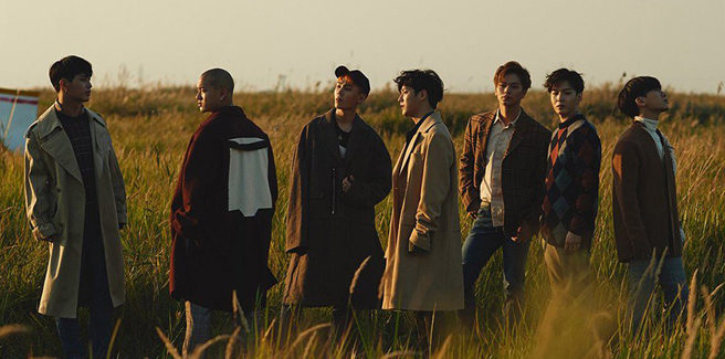Primi teaser per il ritorno dei BTOB con 'Brother Act'