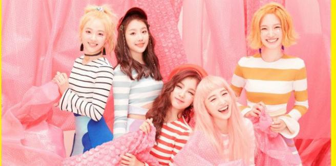 """Le ELRIS tutte in rosa rilasciano l'MV di """"Midnight Moonlight"""""""