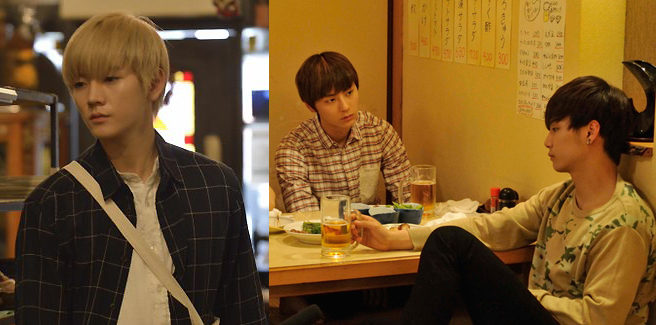 I NU'EST nell'MV per il loro film giapponese 'Their Distance'