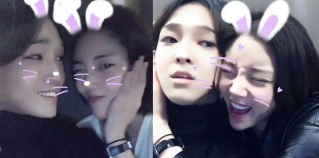 Nam Tae Hyun nega la relazione con Son Dam Bi