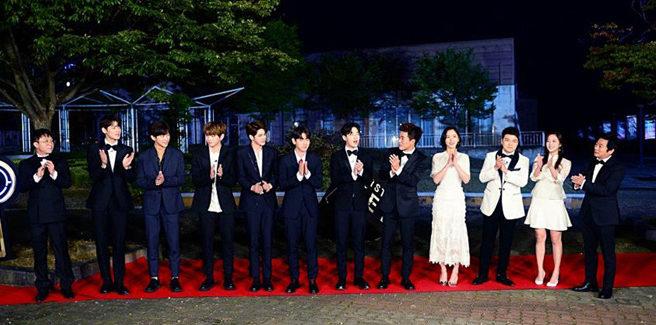 Il varietà 'Master Key' include Baekhyun degli EXO, Henry, Jinyoung dei B1A4 e tanti altri