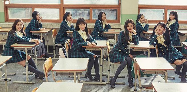 Le fromis_9 debuttato ufficialmente con 'To.Heart'