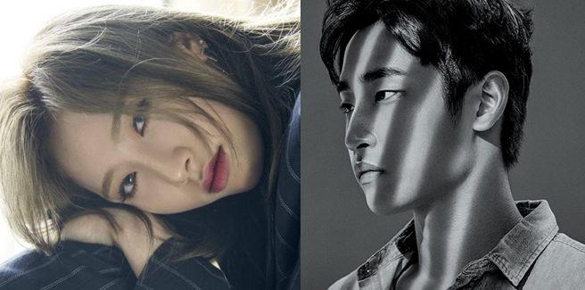 Soyeon delle LABOUM e Parc Jae Jung nell'MV 'XOXO'