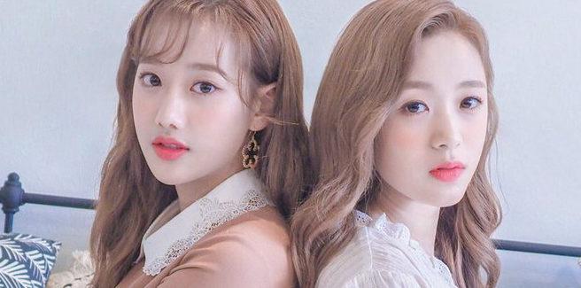 Naeun e Jinsol delle APRIL nella dolce 'My Story'