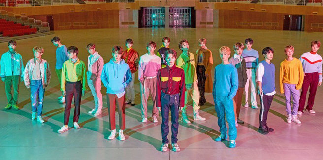 Gli NCT, in 18, rilasciano 'NCT 2018 EMPATHY', album con vendite da capogiro