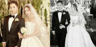 Video esclusivi dal matrimonio di Taeyang dei BIGBANG e Min Hyo Rin
