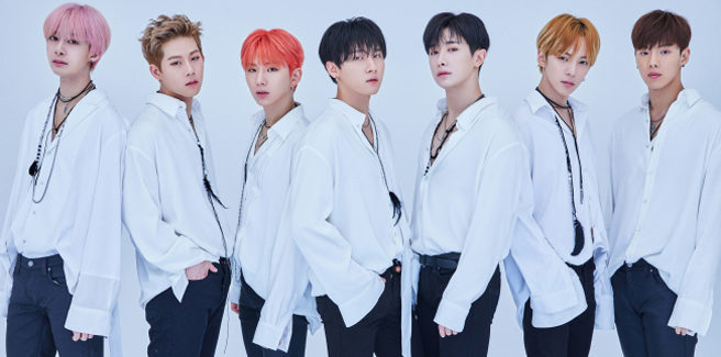 I MONSTA X pubblicano in Giappone 'Livin it Up'