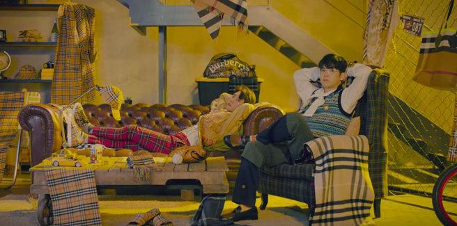 San E, Mad Clown e Bumkey in giallo per 'Butterfly'
