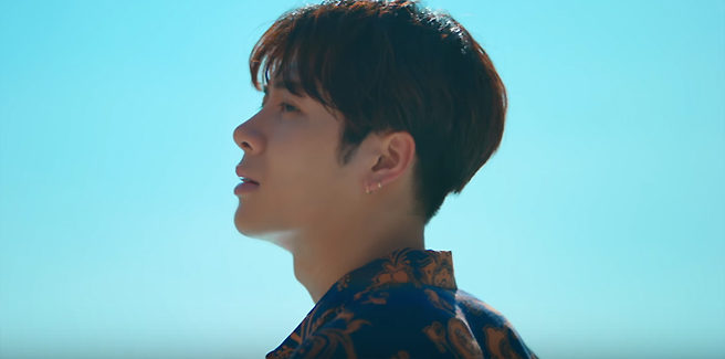 Jackson dei GOT7 con Gucci Mane in 'Different Game'