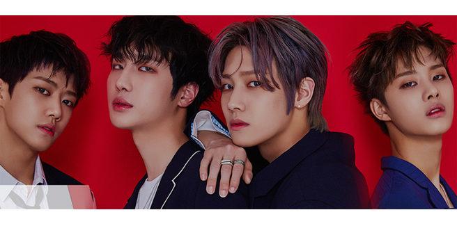 La boy band IZ torna con 'Granulate' e 'Angel', prodotti dal CEO dei BTS