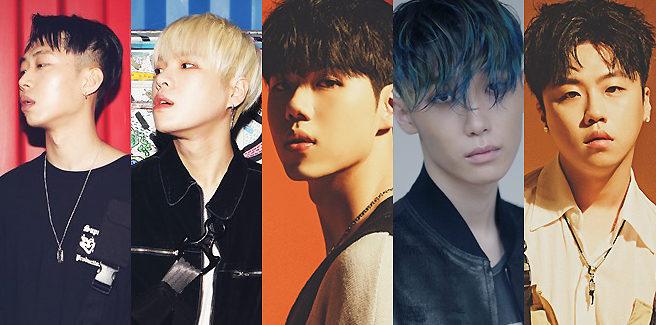 Gli artisti (da K-pop Star 5 e agenzia dei BTS) della Planeterium avviano il loro progetto musicale