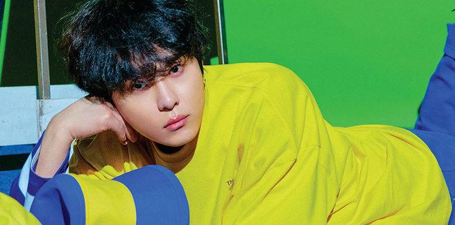 Junhyung degli Highlight canta 'Go Away'