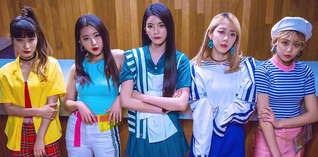 Le GIRLKIND cantano 'S.O.R.R.Y' per il comeback