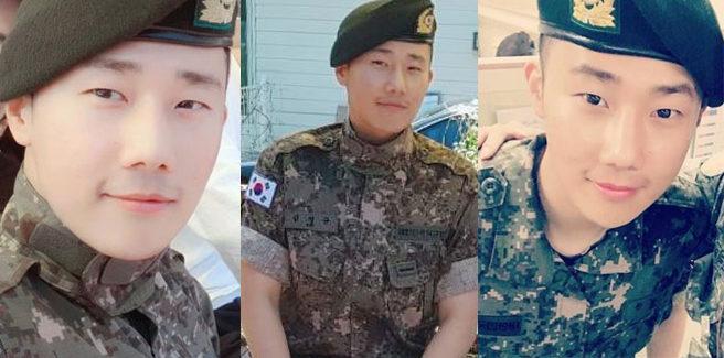 Sunggyu degli INFINITE conclude l'addestramento al servizio militare