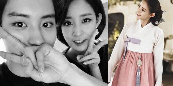 Park Yoora si sposa e racconta come ha reagito suo fratello Chanyeol degli EXO