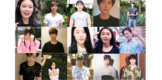 """In Corea del Sud riparte la """"Ice Bucket Challenge"""" con molti idol e star"""
