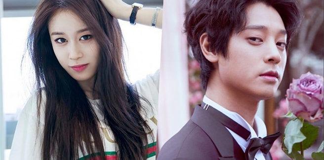 Jiyeon e Jung Joon Young negano una relazione